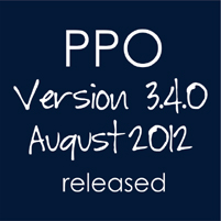 Version 3.4.0 Aug 2012 b