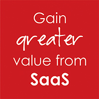 Greater value from SaaS