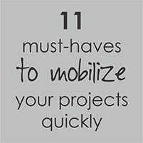 mobilize projects