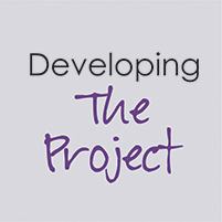 Developing the project Blog