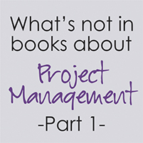 Whats not in Books part 1 Blog