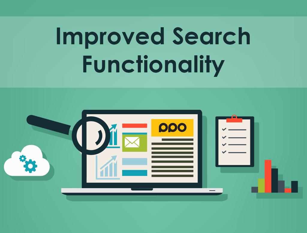PPO Improved Search Functionality